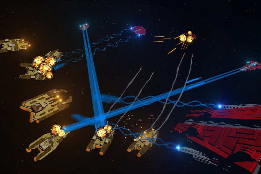 Exterion Fleets