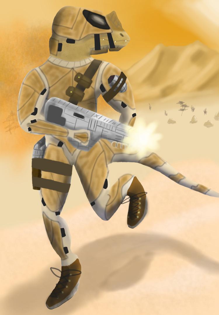 Heragul-Soldier