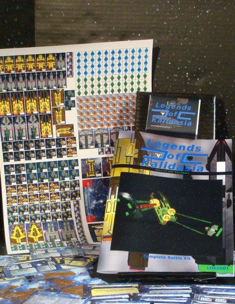 Complete Battle Kit