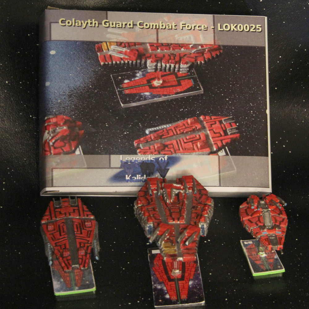 Colayth-Guard-Box-Set